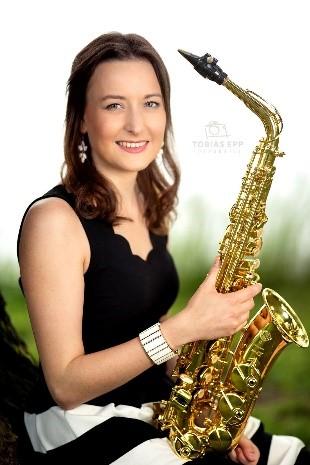 Ausbilderin für Saxophon