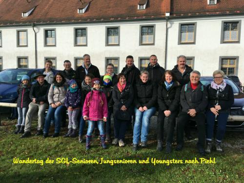 04. Nov. 2017 - Ente- und Gansessen in Pichl